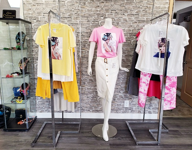 Canadian Winnipeg Fashion Paradise store, Ladies Fashion clothing and Accessories